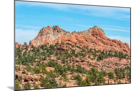 Garden of the Gods-brm1949-Mounted Photographic Print