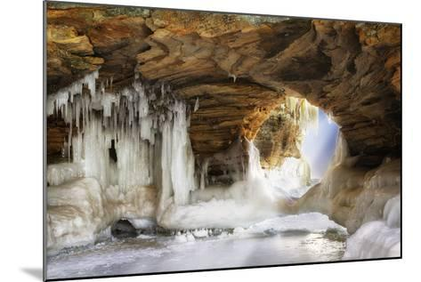 Ice Arch-dendron-Mounted Photographic Print