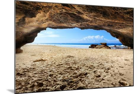 Caves Beach, NSW Australia-lovleah-Mounted Photographic Print
