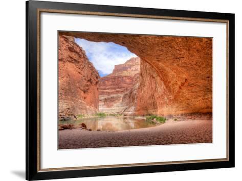 Redwall Cavern-Anton Foltin-Framed Art Print