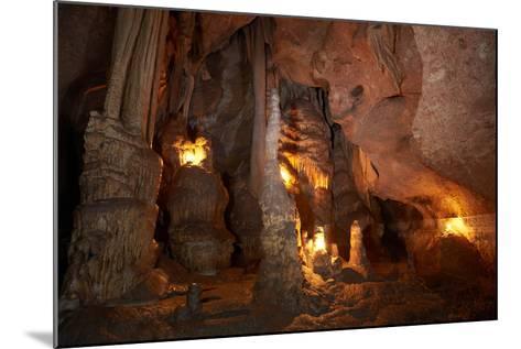 Inside the Cave-Vakhrushev Pavel-Mounted Photographic Print