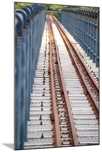 The Abandoned Railroad-david734244-Mounted Photographic Print