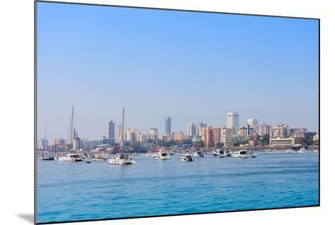 Mumbai Skyline-saiko3p-Mounted Photographic Print