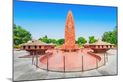Jallianwala Bagh Memorial-saiko3p-Mounted Photographic Print