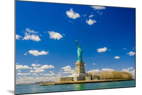 The Statue of Liberty-Vividus-Mounted Photographic Print