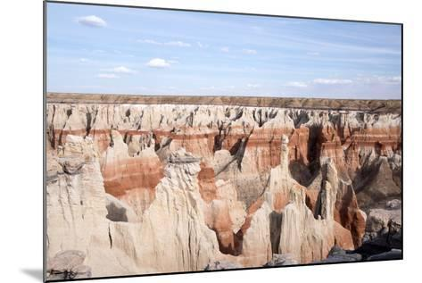 Coal Mine Canyon, Arizona, Usa-U Gernhoefer-Mounted Photographic Print