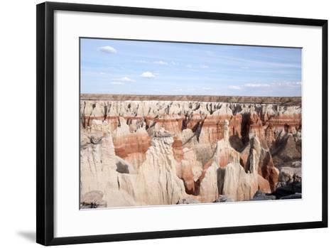 Coal Mine Canyon, Arizona, Usa-U Gernhoefer-Framed Art Print