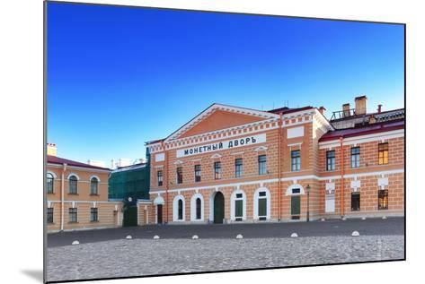 Mint - Peter and Pavel Fortress Area, Saint Petersburg.-Brian K-Mounted Photographic Print