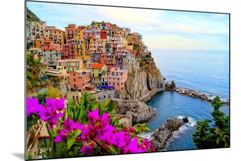Cinque Terre, Italy-Jeni Foto-Mounted Photographic Print