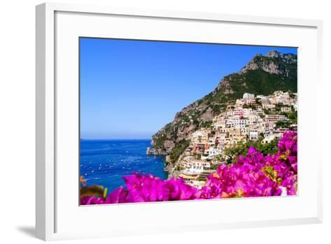 Positano-Jeni Foto-Framed Art Print