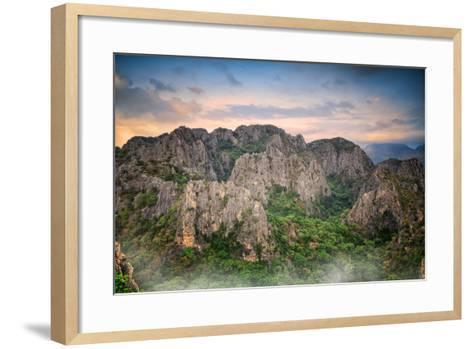 Sam Roi Yod Park-anekoho-Framed Art Print