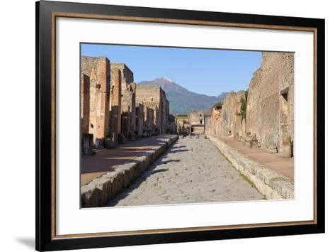 Street of Pompeii-JIPEN-Framed Art Print