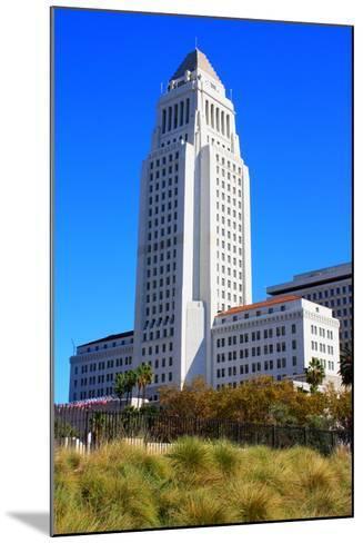 LA City Hall-photojohn830-Mounted Photographic Print