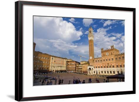 Siena-lachris77-Framed Art Print
