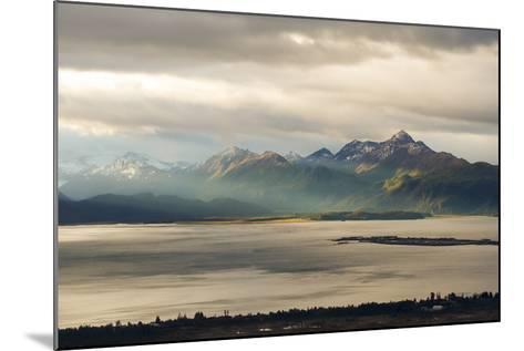Late Summer in Alaska-Latitude 59 LLP-Mounted Photographic Print