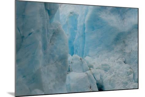 Glacier Blue Ice Cayon-Latitude 59 LLP-Mounted Photographic Print