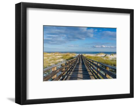 To the Gulf-Darryl Vest-Framed Art Print