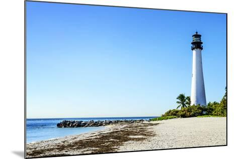 Cape Florida-vent du sud-Mounted Photographic Print