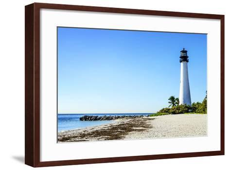 Cape Florida-vent du sud-Framed Art Print