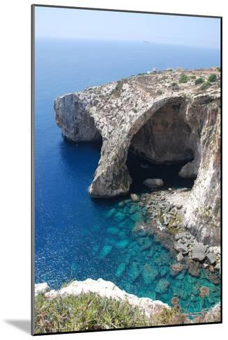 Blue Grotto-alanf-Mounted Photographic Print