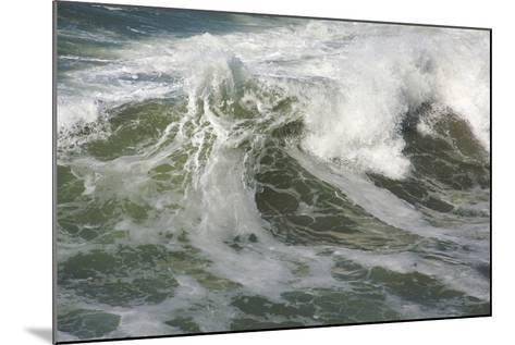 Rough Pacific Ocean Waves-Andy Dean Photography-Mounted Photographic Print