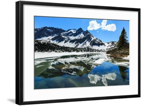 Skagway. Alaska-sorincolac-Framed Art Print