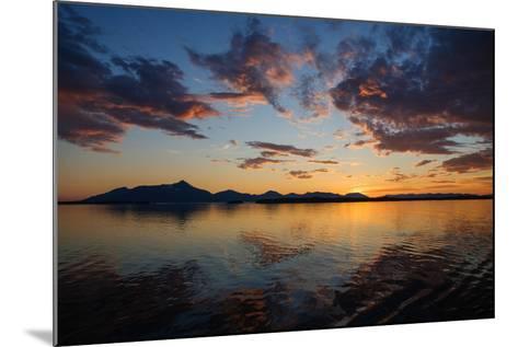 Sunset-Dimarik-Mounted Photographic Print