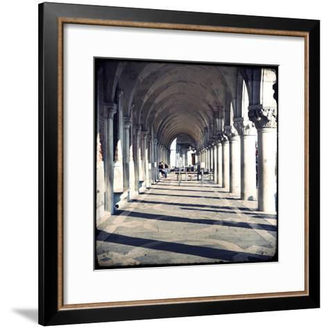Venice, Italy-lachris77-Framed Art Print