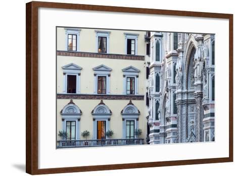 Florence (Firenze)-Claudiogiovanni-Framed Art Print