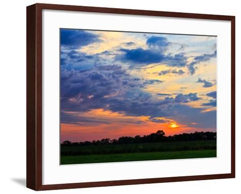 Glorious Morning-KennethKeifer-Framed Art Print