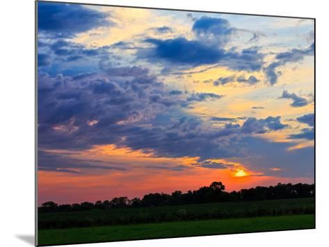Glorious Morning-KennethKeifer-Mounted Photographic Print