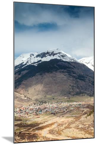 Silverton Panorama, Colorado, Usa-Eunika-Mounted Photographic Print