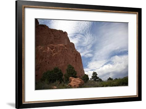 Garden of the Gods-Scottsanders-Framed Art Print