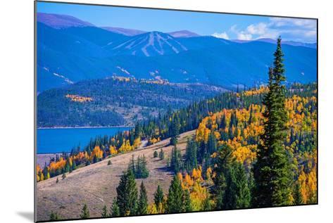 Dillon Silverthorne Colorado-duallogic-Mounted Photographic Print