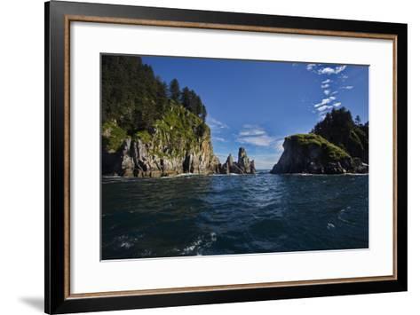 Appealing Perspective of Kenai Fjords National Park-fmcginn-Framed Art Print