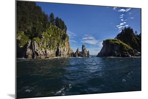 Appealing Perspective of Kenai Fjords National Park-fmcginn-Mounted Photographic Print