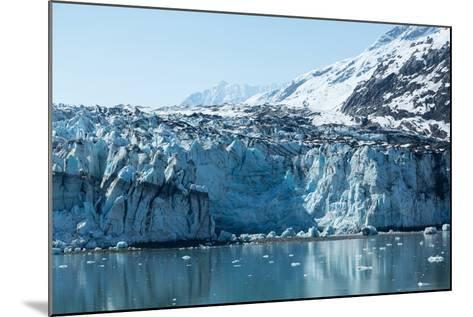 Glacier Close-Up-cec72-Mounted Photographic Print
