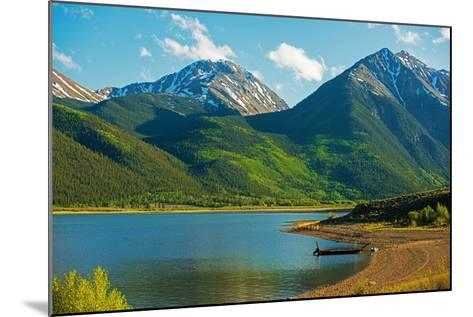 Colorado Twin Lakes-duallogic-Mounted Photographic Print