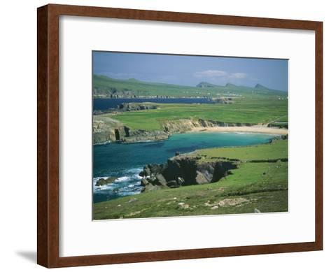 Ireland, the Dingle Peninsula-Ake Lindau-Framed Art Print