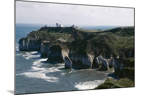 Yorkshire Flamborough Head--Mounted Photographic Print