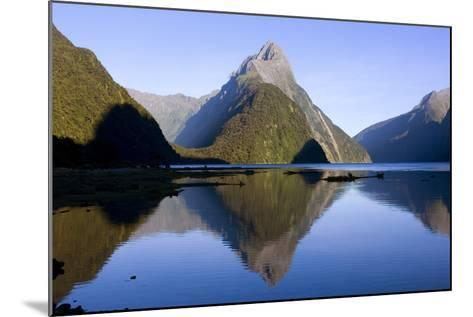 Milford Sound--Mounted Photographic Print