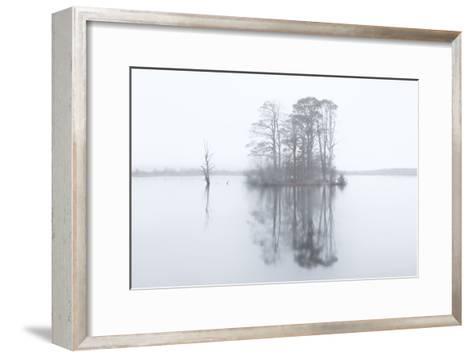 Cairngorm Stillness-Doug Chinnery-Framed Art Print