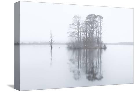 Cairngorm Stillness-Doug Chinnery-Stretched Canvas Print