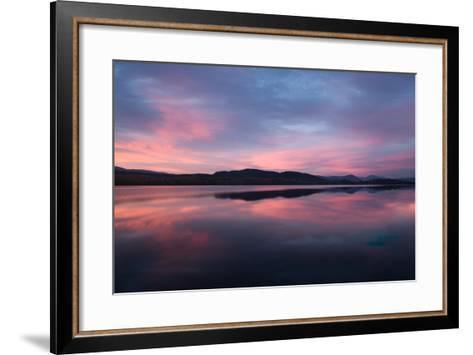 Dawns Glory-Doug Chinnery-Framed Art Print