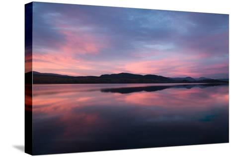 Dawns Glory-Doug Chinnery-Stretched Canvas Print