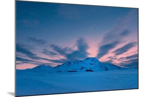 Blue Light-Philippe Sainte-Laudy-Mounted Photographic Print