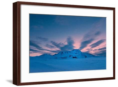 Blue Light-Philippe Sainte-Laudy-Framed Art Print