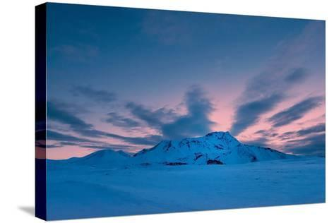 Blue Light-Philippe Sainte-Laudy-Stretched Canvas Print