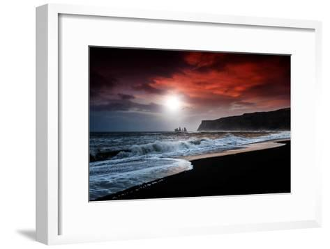 No More Time-Philippe Sainte-Laudy-Framed Art Print