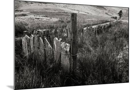 The Last Path-Doug Chinnery-Mounted Photographic Print